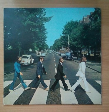Lp beatles, abbey road, izdanje jugoton, očuvana. Preuzimanje lično in Belgrade