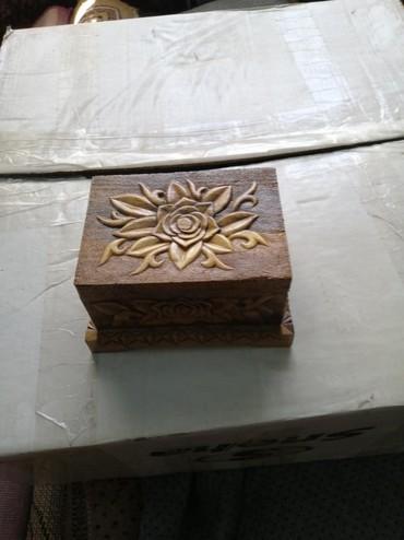 Шкатулки - Кыргызстан: Хороший подарок любимым шкатулки из ореха