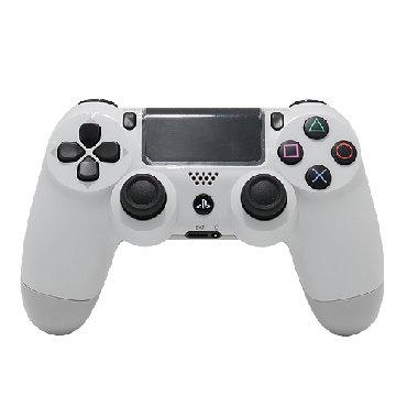 Dzojstik za PS4 bezicni PS4 Dzojstik Beli Dzojstik za PS4 bezicni vise