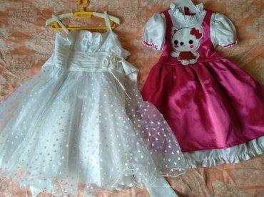 Продам красивые платья на возраст в Бишкек