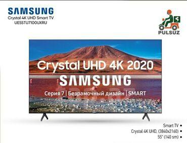 Samsung j - Azərbaycan: Televizor Samsung Led UE55TU7100UXRU✔İstehsalçı × Samsung✔İstehsal ili
