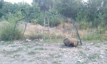 палатки бишкек in Кыргызстан | ПАЛАТКИ: Каркас для большой палатки. USA. Алюминевый. Новый