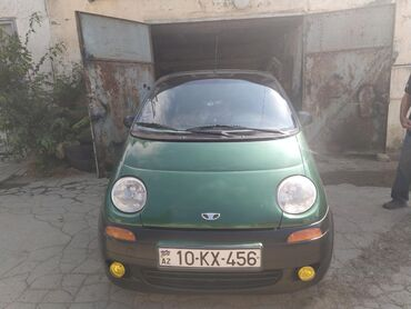 Daewoo Azərbaycanda: Daewoo Matiz 0.8 l. 1999