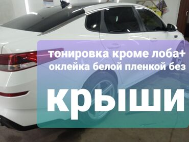 marseco group бишкек in Кыргызстан | ЖҮК ТАШУУ: Тонировщик- оклейщикищу работу в сфере тонировки оклейки
