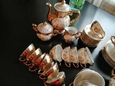 Serviz farfor Bavariya( çay və kofe üçün)