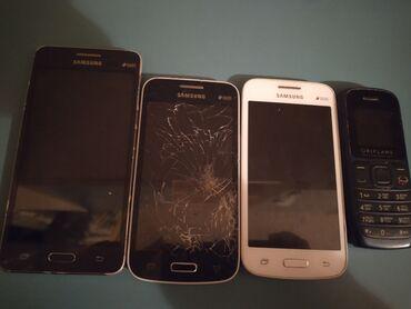 İşlənmiş Samsung Galaxy Grand 2 4 GB qara