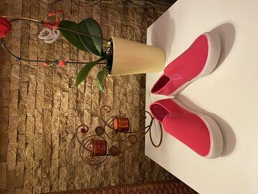 Ženska patike i atletske cipele | Beograd: TOTALNA RASPRODAJA!!!Nove roze platnene mokasine brojevi 37 (prodat) i