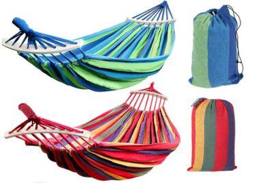 Kuća i bašta - Sombor: Lezaljka visecaIdealna kvalitetna viseca lezaljka za odmor za vase