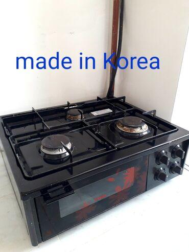 духовка плита в Кыргызстан: Газовая плита с мини духовкой