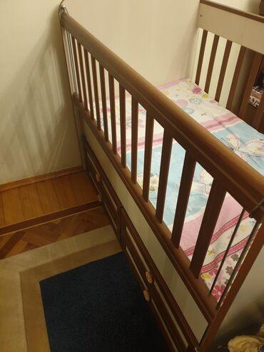 Хорошая детская кроватка турецкой фирмы Belis