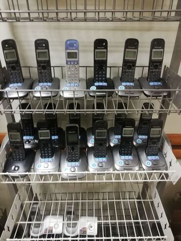 Радиотелефоны Panasonic  Распродажа радиотелефонов Panasonic! В наличи