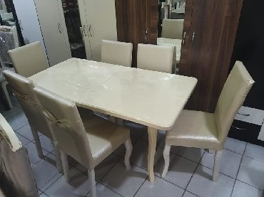 kafe ucun stol stul - Azərbaycan: Stol stul desti 270azn stol acilandi ambardan satiw weher daxili