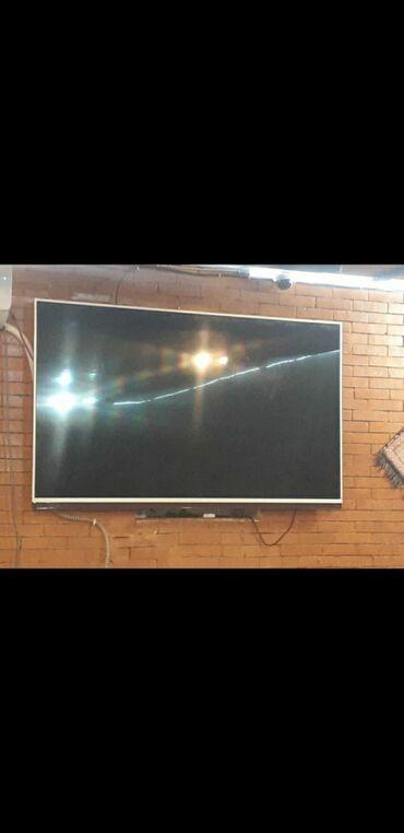 Электроника в Кюрдамир: 165 sm hoffman markali tv obyekt baglanir die satilir 2500 alinib cox