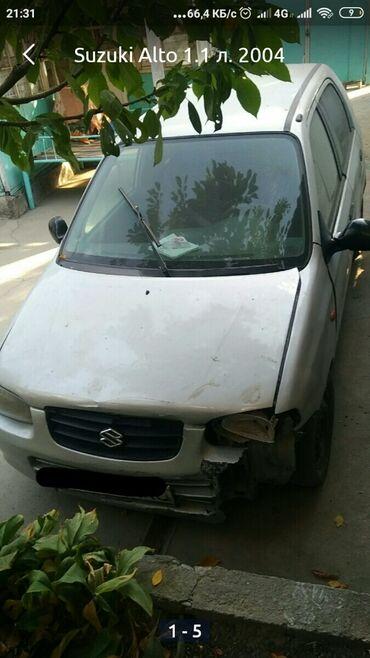 Suzuki - Кыргызстан: Suzuki Alto 1.1 л. 2004