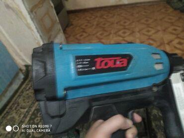 газовые горелки для котлов в бишкеке в Кыргызстан: Продаю газовый монтажный пистолет. Произведено 2000 выстрелов. После
