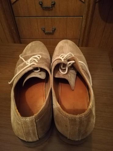 Zara nuske cipele... nosene... velicina 44...  - Indija