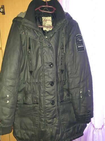 Kisu vetar - Srbija: Zenska zimska jakna L velicina, odgovara za XL i XXL, podesiva