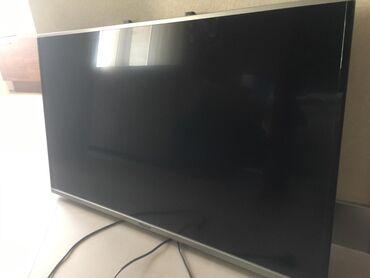Televizor satilir. Smartdir. 102 ekran. Qiymeti 350 manat evden