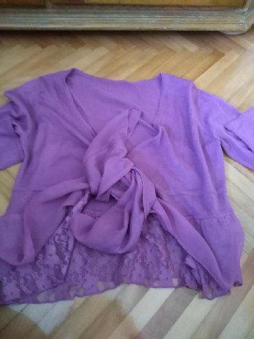 Ženska odeća   Prijepolje: Bolero/kardigan. Veoma lep, prijatan i zanimljiv