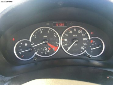 Peugeot 206 1.6 l. 2006 | 170000 km