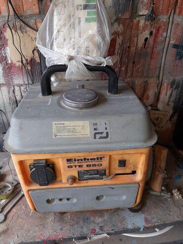 Nov agregat za struju