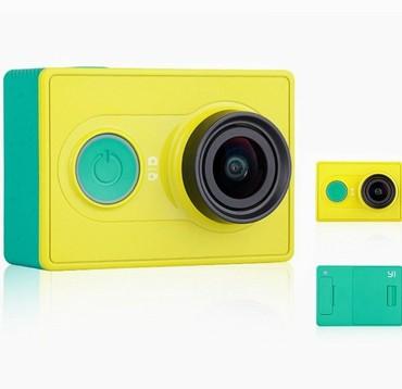 ip камера xiaomi в Азербайджан: Xiaomi camera suda çəkiliş üçün su keçirməyən üzlük üstündə hədiyyəhəm