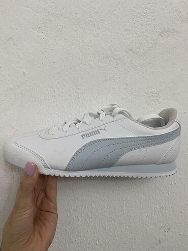 Продаю кроссовки PUMA женская обувь Заказывала со сша размер не