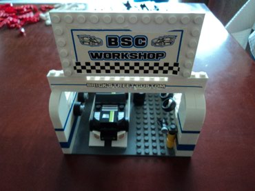 Lego 8154 Racers Brick Street Customs Used 100% complete with extra σε North & East Suburbs
