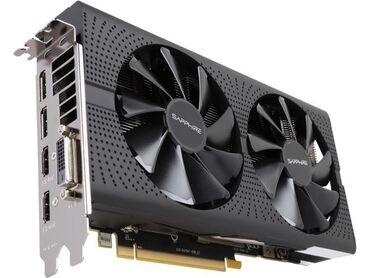 Графический процессорМодель GPU: AMD Radeon RX 570Объем памяти: 4