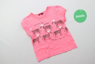 Дитяча футболка із зебрами George, вік 4-5 р., зріст 104-110 см    Дов