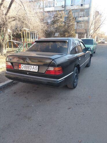 купить двигатель мерседес 3 2 бензин в Кыргызстан: Mercedes-Benz W124 2.3 л. 1990