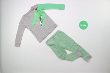 Дитячий костюм з крокодилом (футболка та штани) Carters, вік 3 р.   До