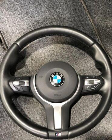 bmw 3 бу в Кыргызстан: М руль на bmw f30 f25 f26BMW 3 BMW X3BMW x4С обогревомС подушкой в