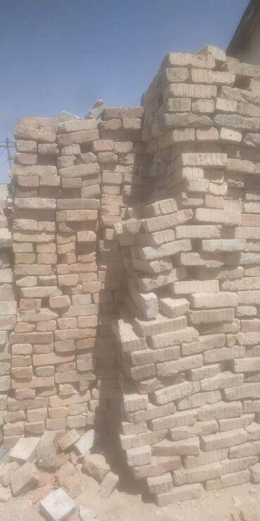 очок кана in Кыргызстан | БАРБЕКЮ: Таблетка кирпич сатам эски  очок жасаганга