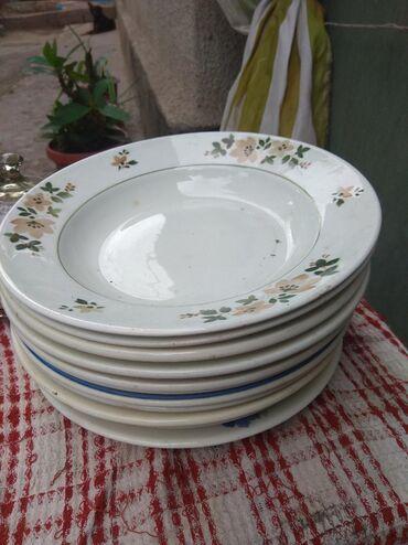 Кухонные принадлежности в Сокулук: Продаю советские тарелки, большие. 20 сом. Обращайтесь в вотсап