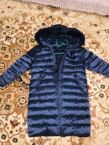 odin raz odevala na vypusknoj в Кыргызстан: Пуховик 44 размер состояние идеальное только месяц одевала