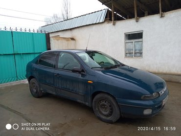 Fiat в Бишкек: Fiat Bravo 1.4 л. 1998   170000 км