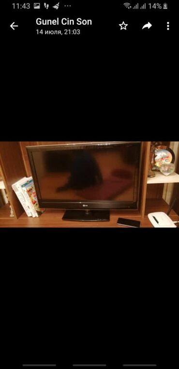 Lg firması 82 ekran televizor satılır.Təzədən seçilmir