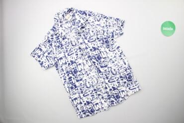 Топы и рубашки - Синий - Киев: Підліткова сорочка з літерами Cazador, p. S    Довжина: 65 см Ширина п