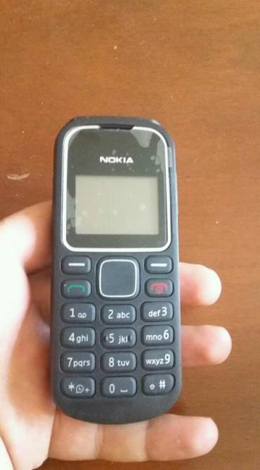 Bakı şəhərində Nokia 1180 modeli yeni ve tam Qeydiyyatlı.