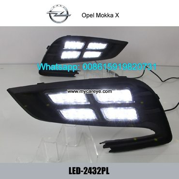 Opel Mokka X DRL LED Daytime Running Lights daylight for sale in Tīkapur