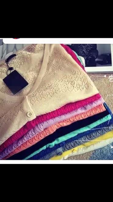 розовый свитерок в Кыргызстан: Кофта H&M розовый размер XS