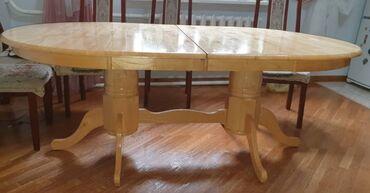 кухонный стол стулья в Кыргызстан: Срочно продаю мебель!Вся мебель в рабочем, хорошем состоянии!Самовывоз