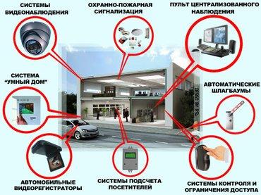 Ремонт и установка домофонов  в Бишкек