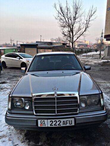Mercedes-Benz E-Class 2.3 л. 1990 | 204000 км