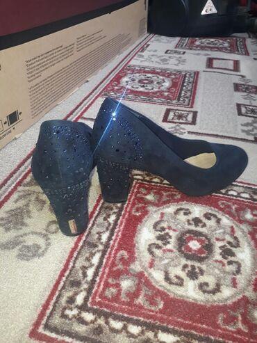 Продаю каблуки очень красивые (замшевые )Одевала только один раз! Почт