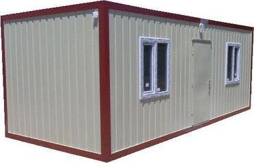 konteyner - Azərbaycan: Konteyner satisi, ofis konteynerlerin satisiOfis tipli sendviç panel