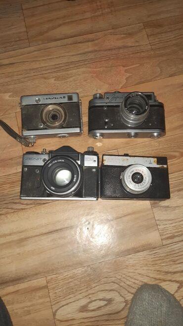 Электроника - Полтавка: Фотоаппаратов 4 шт продаю запчасти