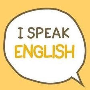 Yuksek seviyyede butun proqramlar uzre Ingilis dili hazirligi teklif