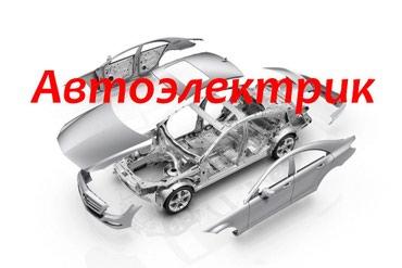 Автоэлектрик Профессиональный. в Бишкек